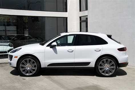 2017 Macan S by 2017 Porsche Macan S Stock 6192 For Sale Near Redondo