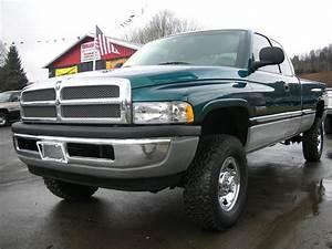 1999 Dodge Ram 2500 4x4  U0026quot Addison U0026quot  Cummins Diesel 5 Speed