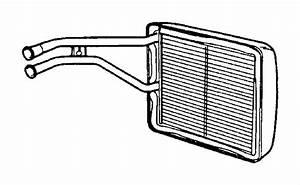 Jeep Wrangler Core  Heater