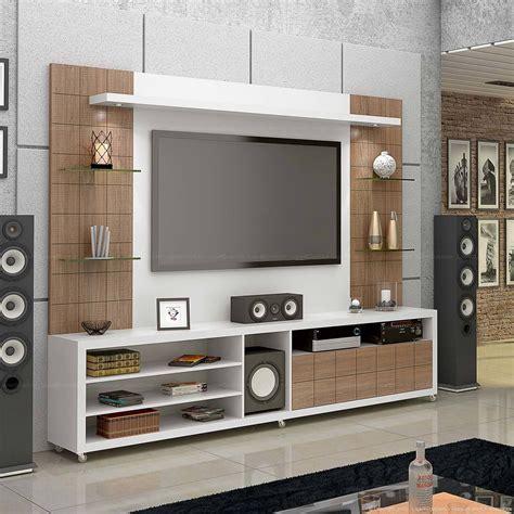 tv rack design rack bancada painel para tv atenas 35 x 240 x 35 branco carvalho evora urbe m 243 veis lojas