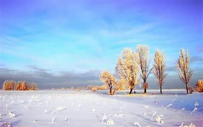 Winter Landscape Snowy Wallpapers Sunlit Pixelstalk