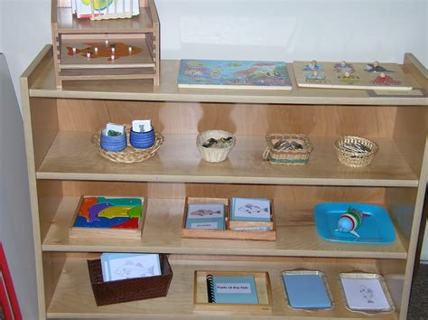 1000+ Images About Montessori Shelves Science On
