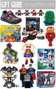 Gift Guide For Superhero Fans
