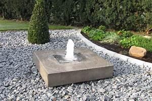 elemento fontain jardin moderne fontaines de jardin With fontaine exterieure de jardin moderne