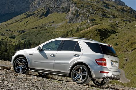 mercedes benz ml  amg  anniversary picture