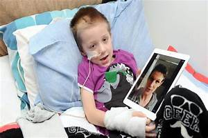 Doctor Who star Matt Smith surprises terminally ill young ...
