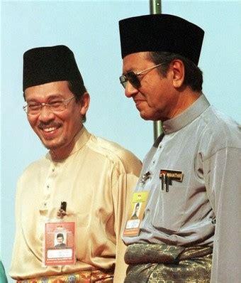 on anwar ibrahim leader of the opposition din merican