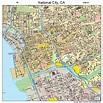 National City California Street Map 0650398