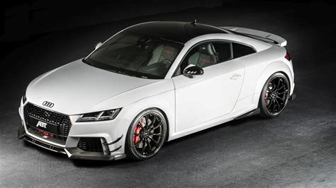 Audi Mean Looking Power