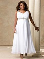 Perfect Plus Size Wedding Dresses For Women