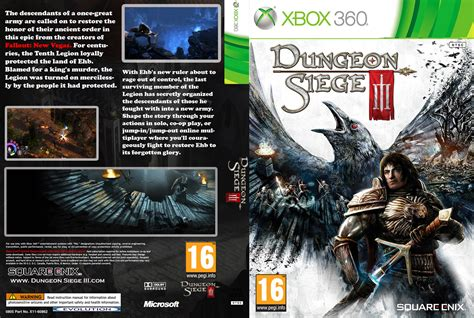 dungeon siege 3 xbox360 t0634 bem vindo a à nossa