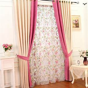 graceful chenille living room pink and cream curtains With red and cream curtains for living room
