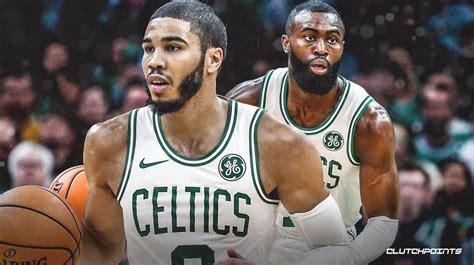 Jayson Tatum goes 1 on 1 with Jaylen Brown | Celtics Life