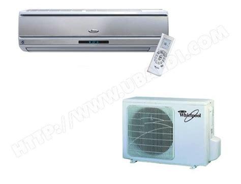 climatiseur pour chambre climatiseur réversible whirlpool amc991 pas cher ubaldi com