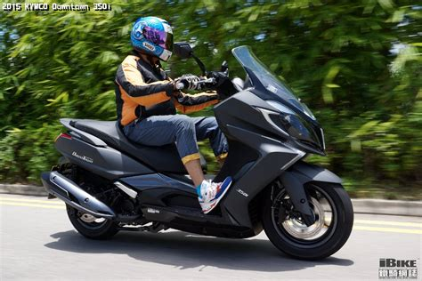 Review Kymco Downtown 250i by 2015 Kymco Downtown350i本地試騎 Ibike鐵騎網誌 電單車資料庫