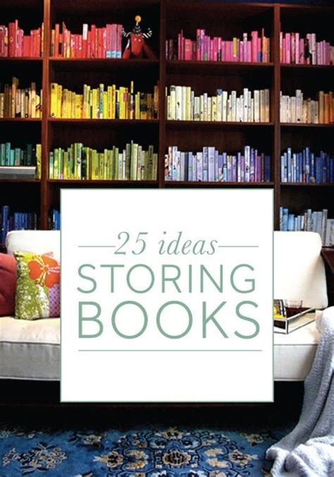 storing books in small spaces creative book and coffee nook on pinterest
