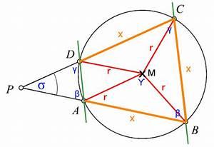 Arccos Berechnen : winkel bestimmung bei einem punkt au erhalb eines kreises bei gegebenem radius und sehne ~ Themetempest.com Abrechnung
