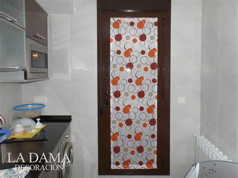 cortinas  cocinas en zaragoza la dama decoracion