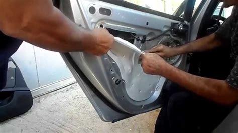 comment reparer leve vitre mecanique mokhtar tunisie