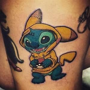 Tatouage 3 Points : on point tattoo ideas featuring pikachu ~ Melissatoandfro.com Idées de Décoration