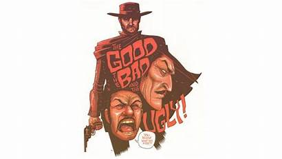 Ugly Bad Clint Eastwood Western Wallpapers Desktop