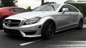 Mercedes V8 Biturbo : mercedes benz cls 63 amg v8 biturbo renntech on vossen ~ Melissatoandfro.com Idées de Décoration