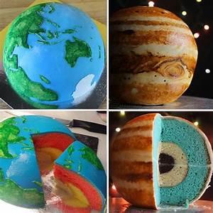 Best 25+ Planet cake ideas on Pinterest | Galaxy cupcakes ...