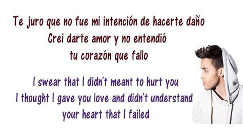 meaning of vas te me vas prince royce lyrics and