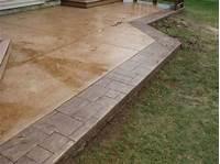 magnificent cement patio design ideas Magnificent Basic Concrete Patio Design Ideas - Patio ...