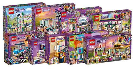 Nouveautés Lego Friends Du Second Semestre 2018  Quelques
