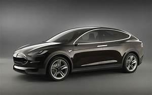 Tesla Porte Papillon : news automoto tesla model x futur crossover lectrique portes papillon mytf1 ~ Nature-et-papiers.com Idées de Décoration
