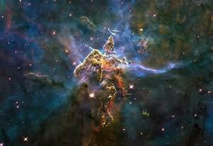 WIKI - NASA Carina Nebula - Waking Times