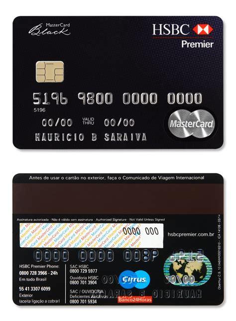 Check spelling or type a new query. Cartão de crédito HSBC Premier MasterCard Black - Falando ...