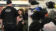 Penn Station chaos after Taser incident causes crowds to ...