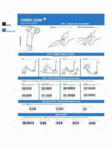 Ls2208 Quick Start Guide  English