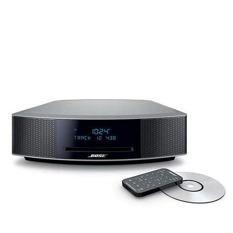 bose cd radio bose wave system iv with cd player touch controls