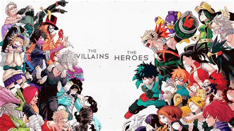 Anime Heroes Wallpaper - boku no academia wallpapers wallpaper cave