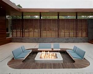 sitzecken im garten die stilvolle erscheinung ihres zuhauses With feuerstelle garten mit hotel amsterdam mit balkon