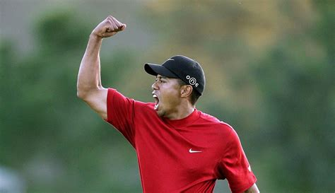 What time does Tiger Woods tee off Thursday at The Masters?