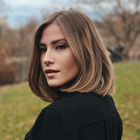 classic shoulder length haircut ideas red alert women hairstyles