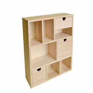 meuble en bois l 30 x 10 x h 40 cm artemio jardinerie With meuble 40 x 40