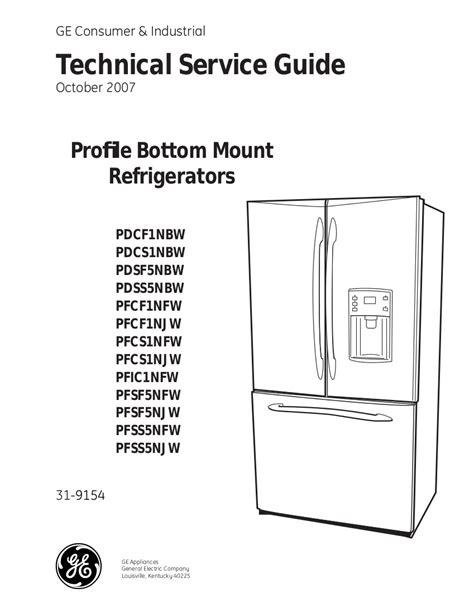 ge dishwasher wiring diagram ge profile refrigerator