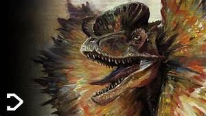 What Jurassic Park Got WRONG - The Dilophosaurus - YouTube  Dilophosaurus