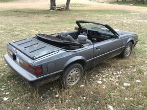 86 Mustang GT 5 speed convertible - Classic Ford Mustang 1986 for sale