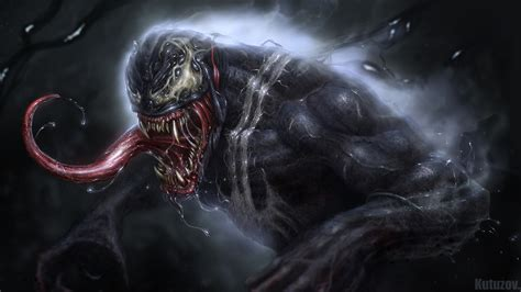 Venom Artwork Wallpapers