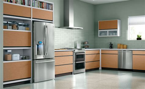Contemporary Kitchen Photo, Design  Ge Appliances