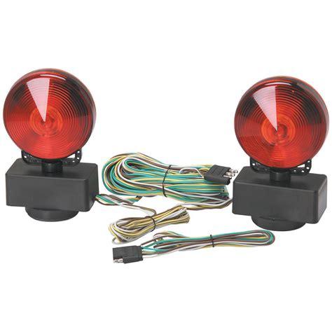 harbor light bulbs 12 volt magnetic towing light kit
