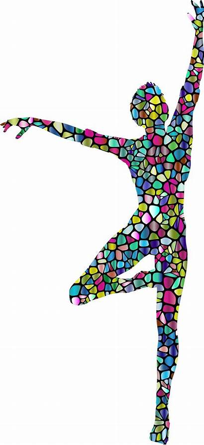 Silhouette Dance Dancing Dancer Female Woman Clipart
