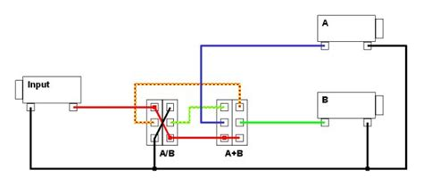 Ab Pedal Diagram by Best Diy Aby Circuit Telecaster Guitar Forum