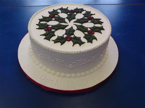 christmas cakes  dorset cake artist